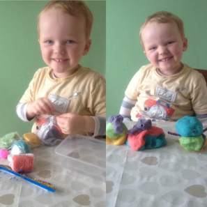 2-a-playdough-party-bag-being-unwrapped-and-enjoyed-by-a-3-year-old-following-an-arty-party