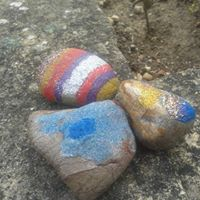 pebble painting 7